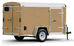 Atlas cargo trailer