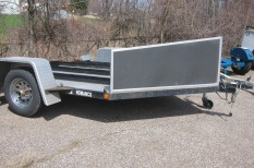 Nomanco motorcycle trailer