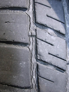 Dry Rot Trailer Tire