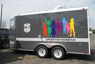Cleveland RTA custom trailer