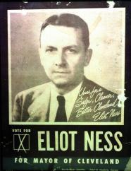 Eliot Ness -Cleveland